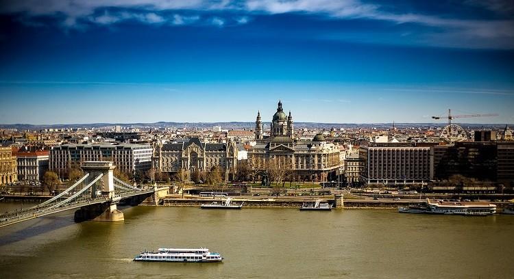 Stolica Węgier miastem mostów
