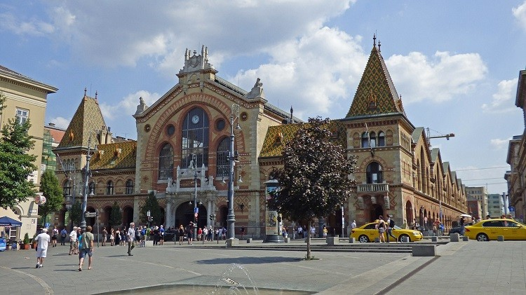 Stolica Węgier w trzy doby